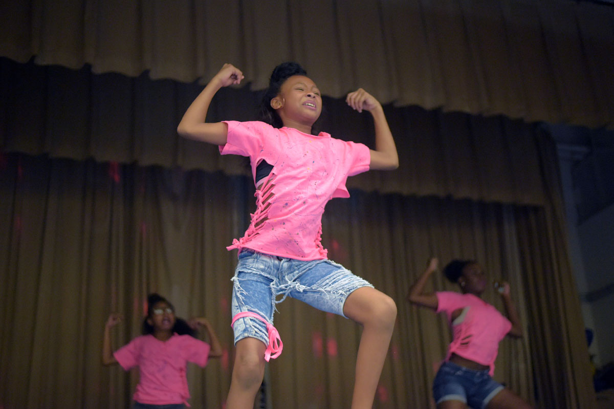 Keep the beat: Baltimore Club-style dance persists past its peak