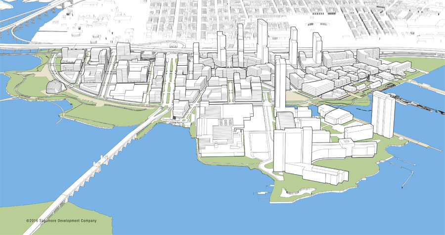 The Port Covington Redevelopment Project Examined The