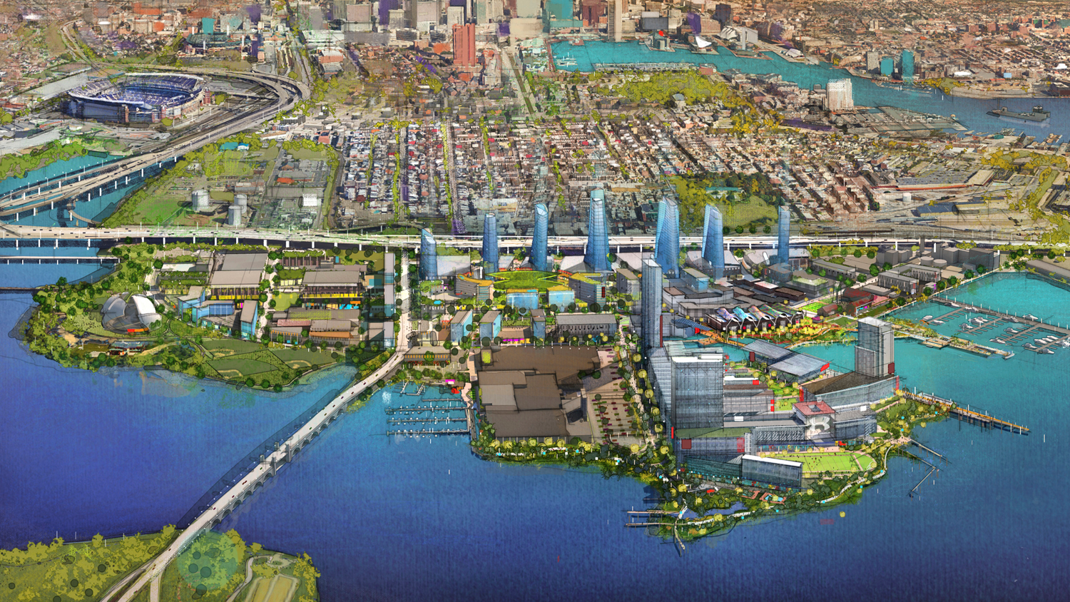 The port covington redevelopment project examined the for The covington