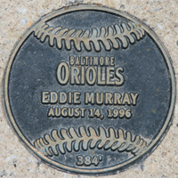 Plaque Eddie%20Murray