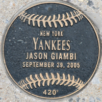 Plaque Jason%20Giambi