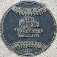 Plaque Troy%20O%27Leary