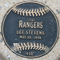 Plaque Lee%20Stevens