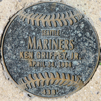 Plaque Ken%20Griffey%20Jr.