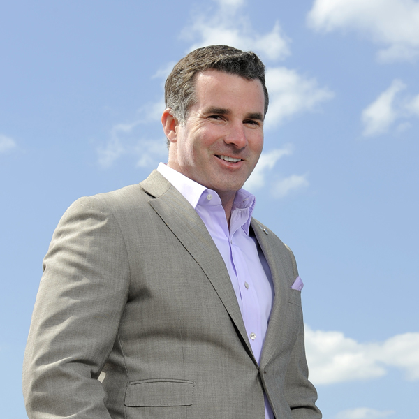 Under Armour founder Kevin Plank sees himself as the underdog